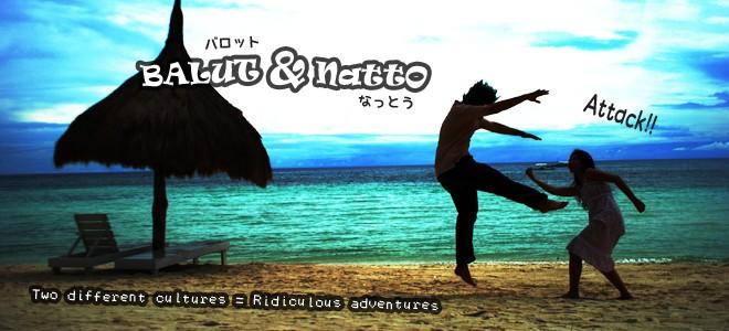 balut & natto