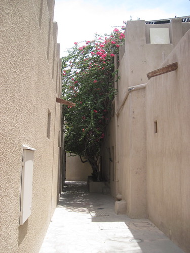 Narrow Alleys in Bastakiya