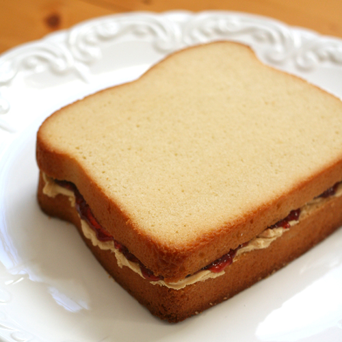 Pb Amp J Cakewich Spicyicecream