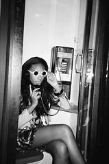black girl 1 (kviskvam) Tags: film diaryphotos nyc2010