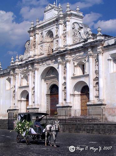 CATEDRAL DE LA ANTIGUA GUATEMALA 2007