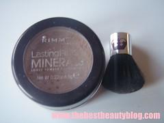 Rimmel, mineral foundation
