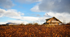 Hreiri (dfridgeirsson) Tags: autumn fall landscape nikon haust sumarbstaur d90 bstaur landslag sumarhs hreiri nikkor3518