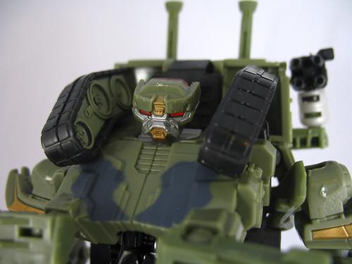 brawl de Transformers