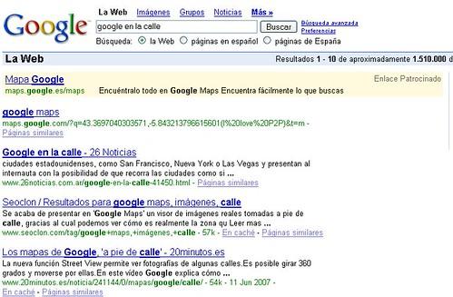 seoclon en google