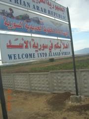 SYRIA: Aleppo Palmyra Damascus