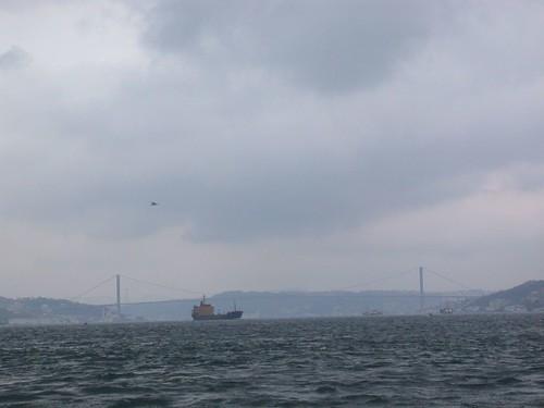 A Boszporusz és a Boszporusz-híd