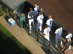 Tigers vs. Mariners (Hollobaugh) Tags: seattle safeco seattlemariners detroittigers