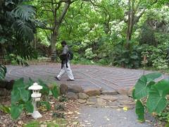 Day7_Maui_SacredGardenLabryinth (Amudha Irudayam) Tags: beach garden hawaii maui sacred amudha labryinth