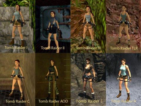 Evolución de Lara