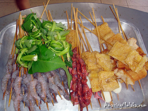 Capitol Satay Celup - Sticks of Foods