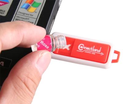 USB aromático