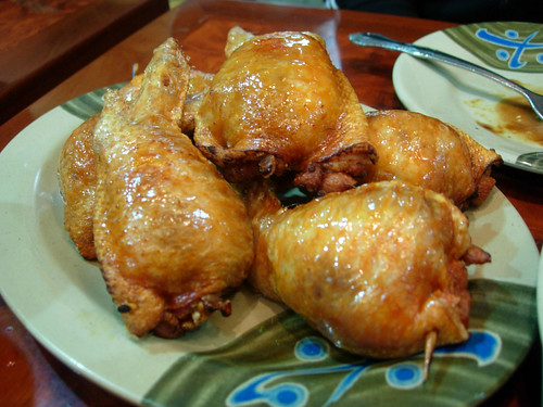 Stuffed Chicken Wings
