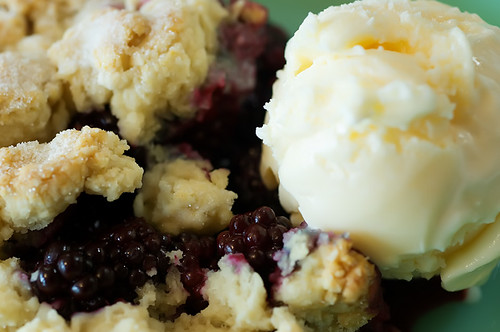 Blackberry Cobbler #2 121