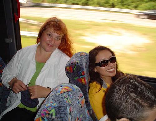 Lisa and Macarena