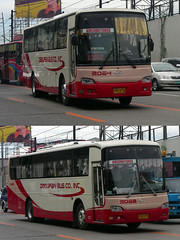 New Bus of Dagupan (pantranco_bus) Tags: buses philippines 2064 2068 dbci dagupanbuscoinc