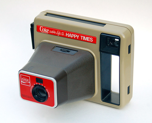 Kodak Happy Times Instant Camera