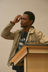 Philemon Msangi, Tanzanian photoblogger-Speed speaking session