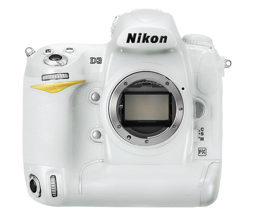 Nikon D3 weeding photographer edition
