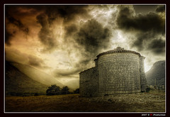+ (Eric Rousset) Tags: old sky mountain france church topf25 sepia architecture clouds photoshop montagne landscape photography bravo europe cross searchthebest cs2 sony ciel adobe nuages paysage chapelle photomanipulated 2007 croix frenchriviera postprocessing themoulinrouge supershot magicdonkey outstandingshots flickrsbest alpha100 sonydslra100 artlibre anawesomeshot goldenphotographer diamondclassphotographer flickrdiamond megashot bratanesque blackribbonbeauty theunforgettablepictures impressivemood thegardenofzen thegoldendreams piproduction duelwinner ericrousset ericroussetphotography
