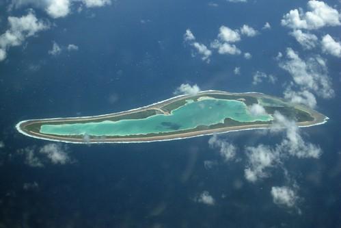 Nikumaroro Island, Kiribati