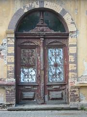 piękno starych drzwi