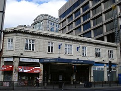 Picture of Aldgate Station