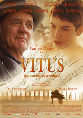 Póster y trailer en castellano de 'Vitus'