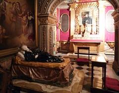 Chapel of Saint Stanislas Kostka, Sant'Andrea al Quirinale