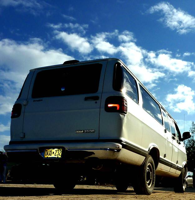beach contrast zoom taxi panasonic dodge van ram stmaarten 3500 goldenbay