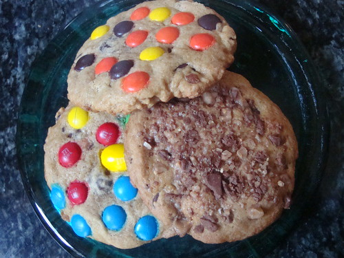 XXL Chocolate Chip Cookies1