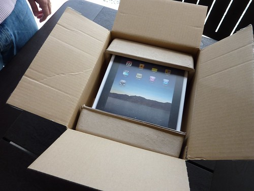 UnBox iPad Wi-Fi - 15