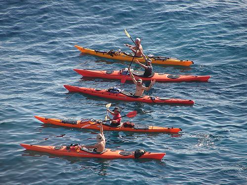 Vuelta a Menorca en kayak 17