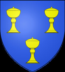 Arms of Schaw of Sauchie
