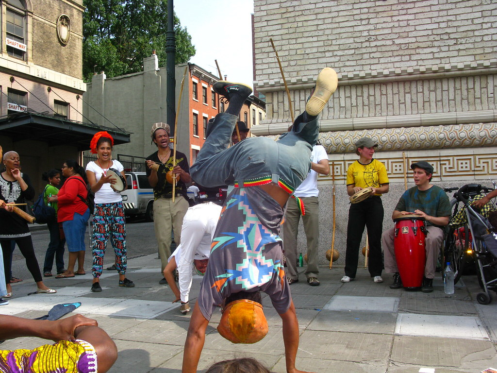 Dance Africa outside BAM IMG_7980 1