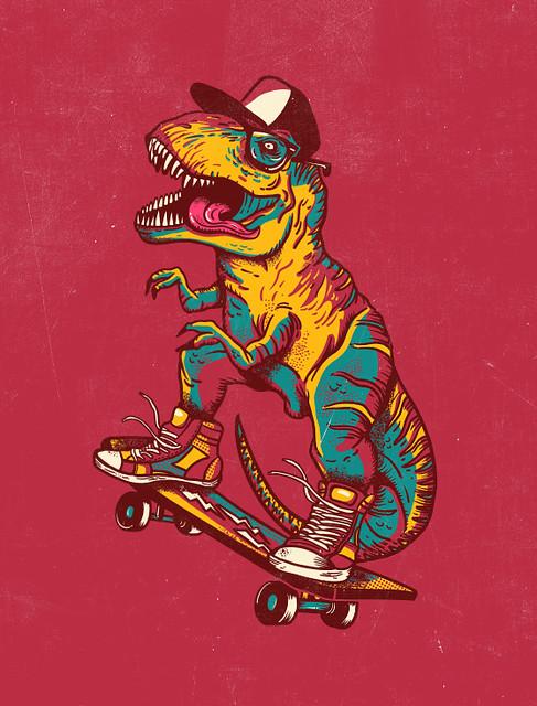 Tyrannosaurus RAD