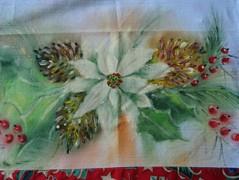 --.-- (E l i a n a R e i n a l d o) Tags: flor bolsa macrame pintura croche grampada crochedegrampo