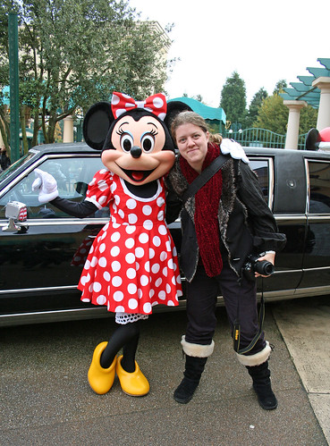 Charlotte and Minnie