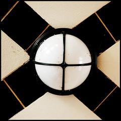 X marks the spotlight (Maerten Prins) Tags: lamp x ceiling xmarksthespot
