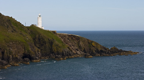 Start Point lighthouse, South Hams, Devon
