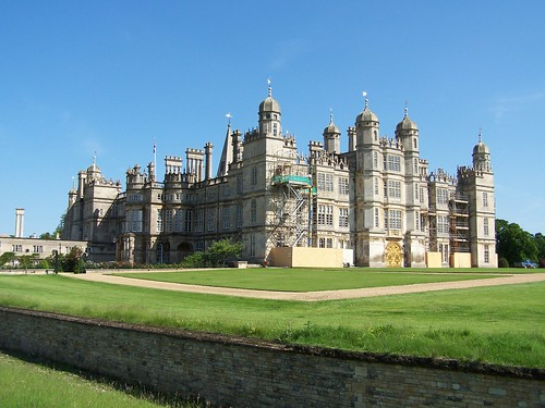 Burghley House, Lincolnshire por daveyboyhill.