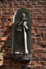 Statue St. Bruder-Klaus