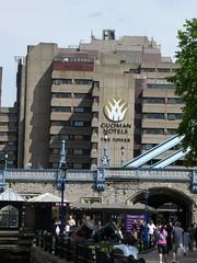 Tower of London eyesore hotel