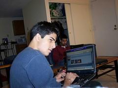 chatting on AOL lol (AriJoon) Tags: