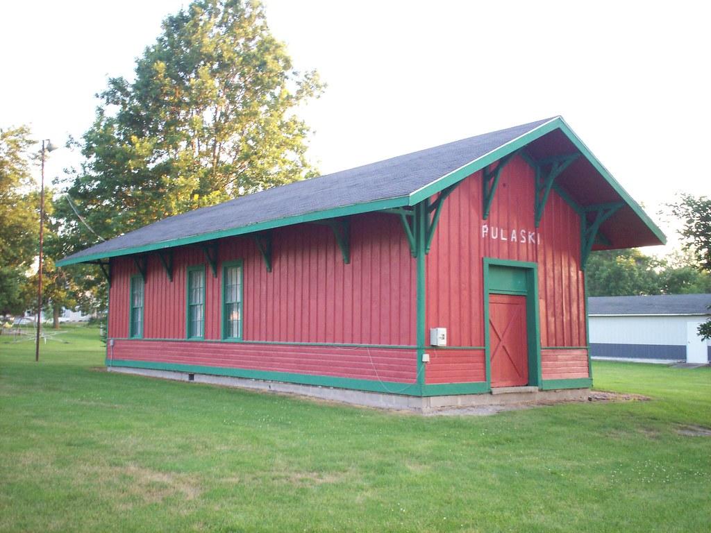 Pulaski Depot