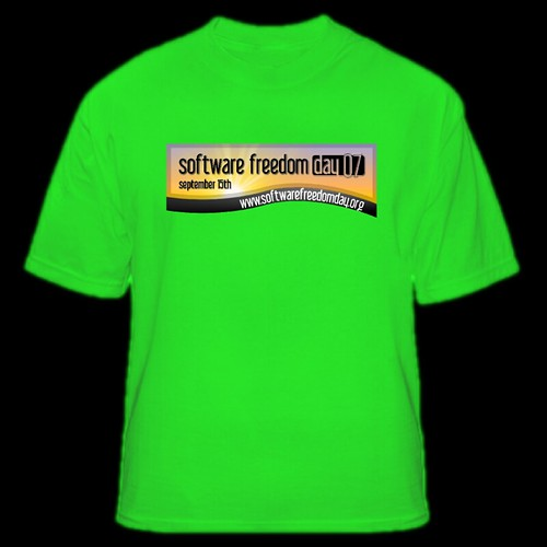 SFD07 tshirt design - front