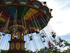 Parque de diversões - by [  cas  ]