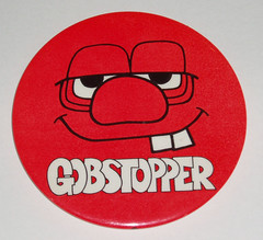 Gobstopper button