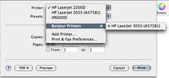 HP 3055: found