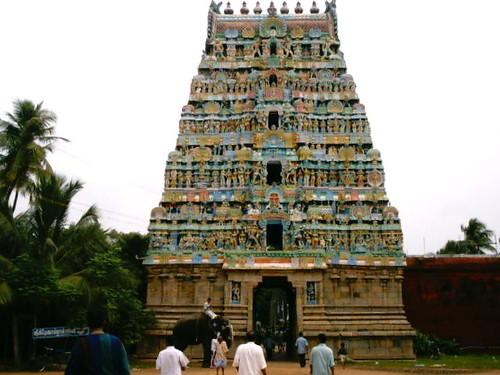Rohini Nakshatra : Arulmigu Naganathaswamy Temple - Thirunageswaram